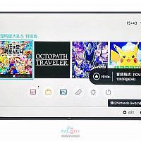AOC游戏电视发布全新升级通过Switch兼容测试