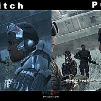 Switch《孤岛危机:复刻版》与PC原版对比视频各有千秋