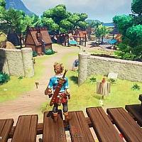 Switch《海之号角2:失落王国的骑士》将于今秋发售