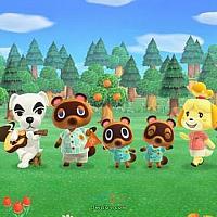 Fami通日本周销榜《动物森友会》以21万重夺冠军