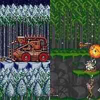 经典射击游戏《魂斗罗》Switch版将于9月3日发售