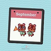 Switch《集合啦!动物森友会》9月新增内容公布