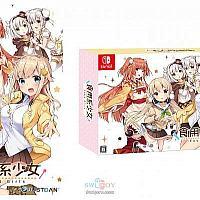Switch版《食用系少女》将于11月26日发售