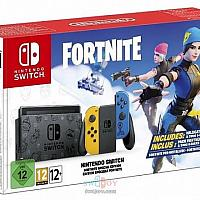 Switch《堡垒之夜》限定机将于10月底在欧洲发售