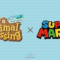 Switch《集合啦!动物森友会》马里欧主题家具将于明年上线