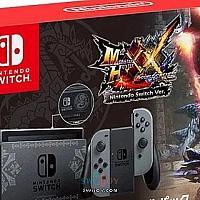据传Switch《怪物猎人》新作将在东京电玩展前公布
