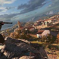 Switch《狙击精英4》中文版将于年末发售 支持体感操作