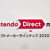 任天堂将于9月17日举办Switch游戏迷你直面会