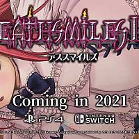 Switch经典少女射击游戏《死亡微笑1·2》合集将于年内发售