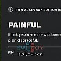 IGN评Switch《FIFA 21》:简直就是一部耻辱之作