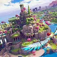 Switch开放世界游戏《渡神纪:芬尼斯崛起》实机试玩曝光
