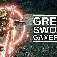 Switch《怪物猎人:崛起》全新6分钟大剑实机演示曝光