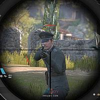Switch《狙击精英4》中文版今日正式上市