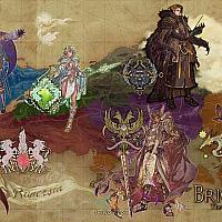 Switch《幻想大陆战记:卢纳基亚传说》大型免费更新今日推出