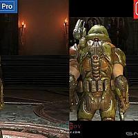 Switch《毁灭战士:永恒》与PS4版画面效果对比视频曝光