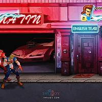 Switch版《双截龙:彩虹》预告片公布 将于本月21日发售