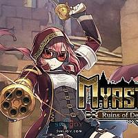 Switch类恶魔城游戏《Myastere: Ruins of Deazniff》将于2021年春季发