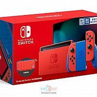 国行马力欧限定版Switch主机将于1月14日开启预售
