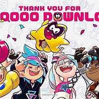 Switch《Ninjala》下载量破600万 官方送100忍币