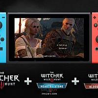 Switch《巫师3:完全版》下架改为单独销售本体和两大DLC