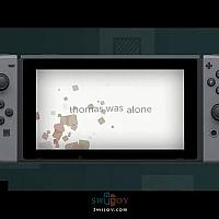 Switch《孤独的托马斯》将于2月19日发售