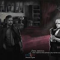 Switch侦探解密《干性溺水》将于2月22日发售