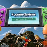 Switch《植物大战僵尸:和睦小镇保卫战完整版》将于3月19日发售