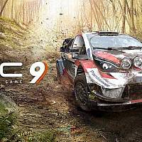 Switch《WRC9》中文版将于3月11日发售