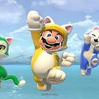 Switch《超级马里奥3D世界+库巴之怒》登顶欧服下载榜首