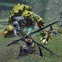 Switch《怪物猎人:崛起》预购已由亚马逊提前安排送货