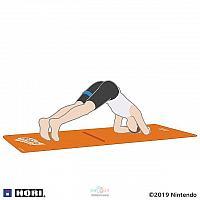 HORI推出Switch《健身环大冒险》专用橙色脚垫