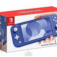 任天堂蓝色版Switch Lite将于5月21日发售