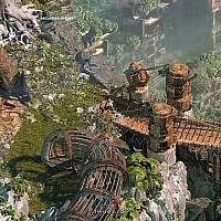 Switch精美画风科幻冒险游戏《美丽荒境》将于5月28日发售