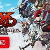 Switch《伊苏9》北美版将于7月9日发售