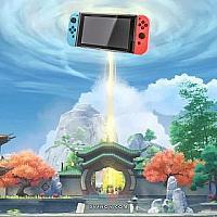 国产游戏《原神》或成为Super Switch独占游戏