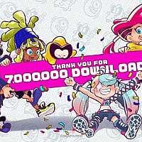 Switch免费游戏《NINJALA》官宣下载量突破700万