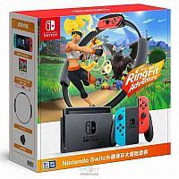 国行Switch《健身环大冒险》套装版今日正式发售
