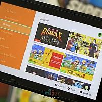 Switch eShop新专利曝光 或将为玩家个性化推荐游戏
