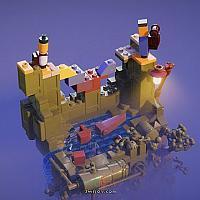 Switch《乐高:建造者之旅》将于6月22日发售