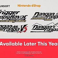 E3 2021:Switch《弹丸论破》4部合集将于2021年内发售