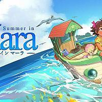 Switch暑假模拟游戏《玛拉的夏天》将于8月26日发售
