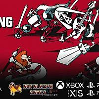 Switch国产像素游戏《孙悟空大战机器金刚》将于6月11日发售