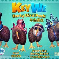 Switch双人合作益智游戏《关键奇异鸟》将于8月31日