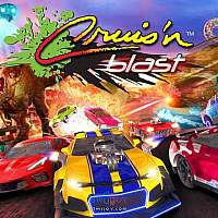 Switch移植街机赛车游戏《极速狂飙》将于9月14日发售