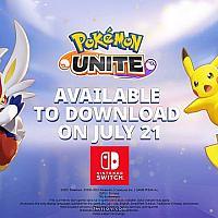 Switch免费游戏《宝可梦:大集结》将于本月21日发售