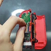 一张纸即可解决Switch摇杆漂移问题