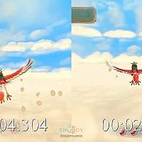 Switch《塞尔达传说:御天之剑HD》载入时间比原版大幅缩短