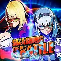 Switch巨乳美少女动作游戏《粉碎之战:Ghost Soul》将于本月19日发售
