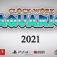 Switch版90年代经典游戏《发条水瓶座》将于今冬发售