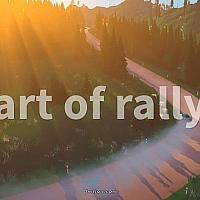 Switch赛车游戏《拉力赛艺术》将于本月12日发售